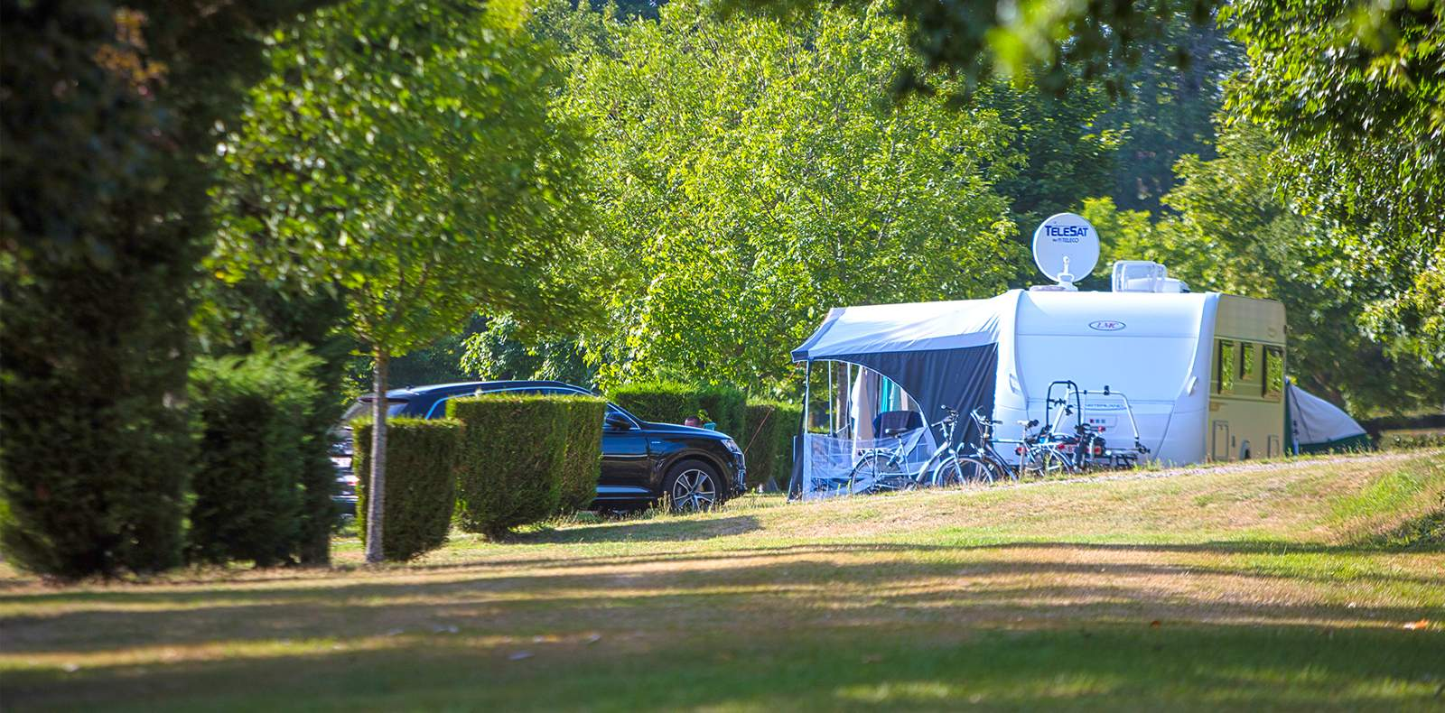 emplacements camping creuse limousin